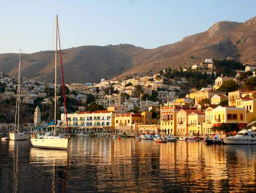 Discover the Ionian Sea aboard a sailboat