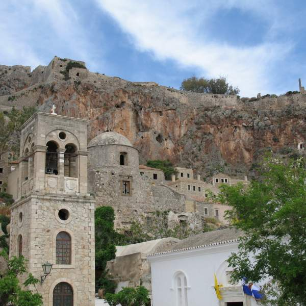 The authentic and sublime fortified city of Monemvasia