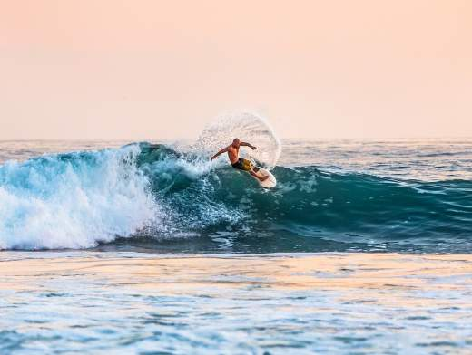 Cruise & Surf in the Maldives