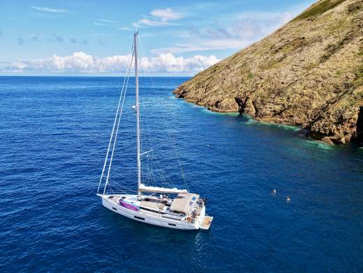 Explore the Azores by sail