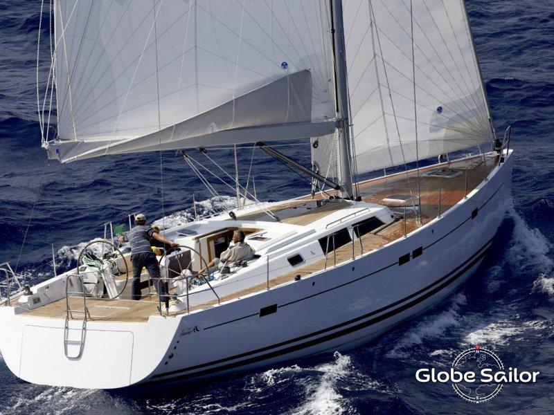 Hanse 540, boat specification Hanse 540 | 800 x 600 jpeg 112kB
