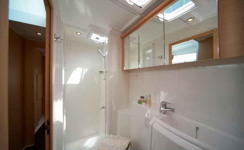 De véritables salles de bain