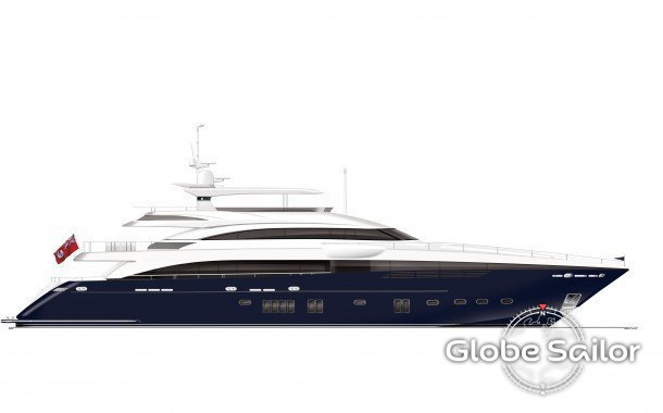 Technical Specifications Princess 40M