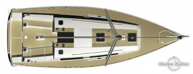 Dufour 335 Grand Large, boat specification Dufour 335 ...   800 x 307 jpeg 34kB