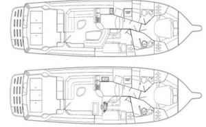 Riviera 42 Fly