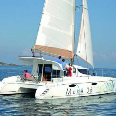 Mahé 36 Evolution