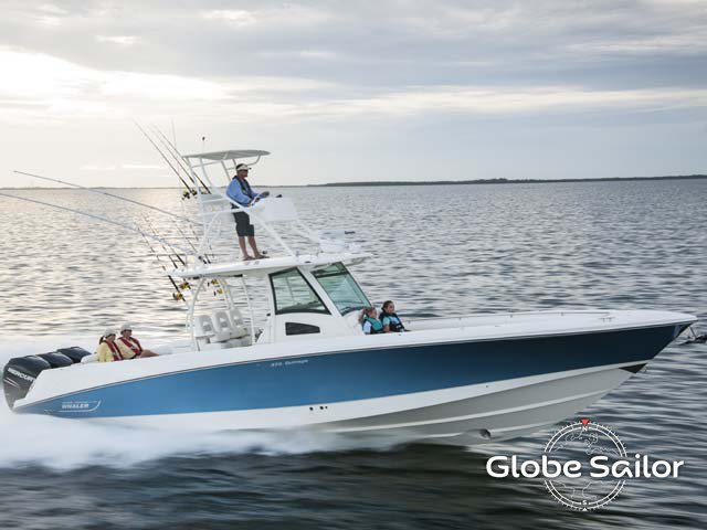 Boston Whaler 370 Outrage Boat Specification Boston