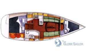 Oceanis 323