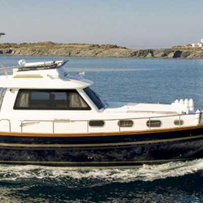 Menorquin Yacht 145