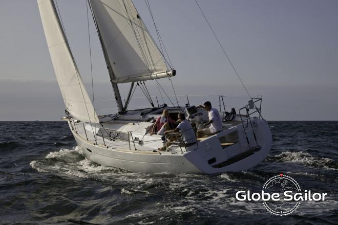 oceanis 34  datos t u00e9cnicos del barco oceanis 34