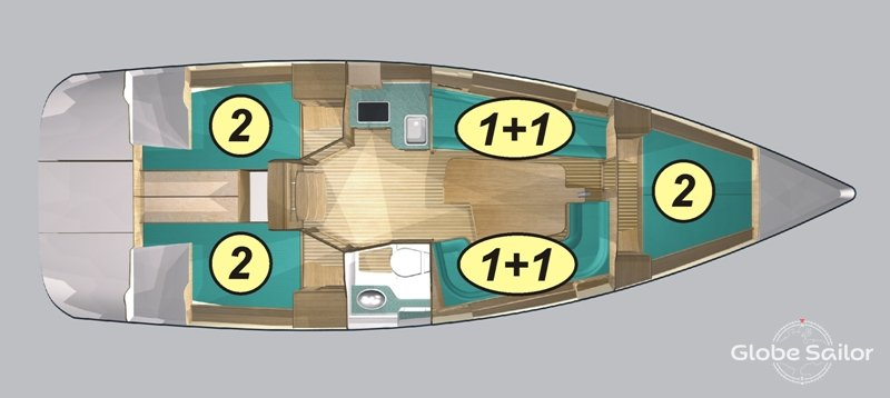 Maxus 33, boat specification Maxus 33   800 x 358 jpeg 37kB