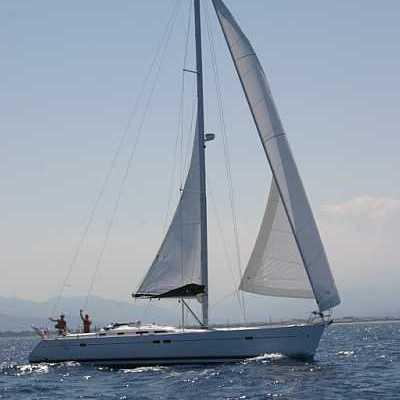 Oceanis 473 Commodore