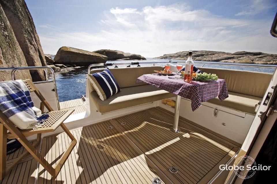 location nimbus 365 coupe depuis le port de arzal camo l en france n 29948 85. Black Bedroom Furniture Sets. Home Design Ideas