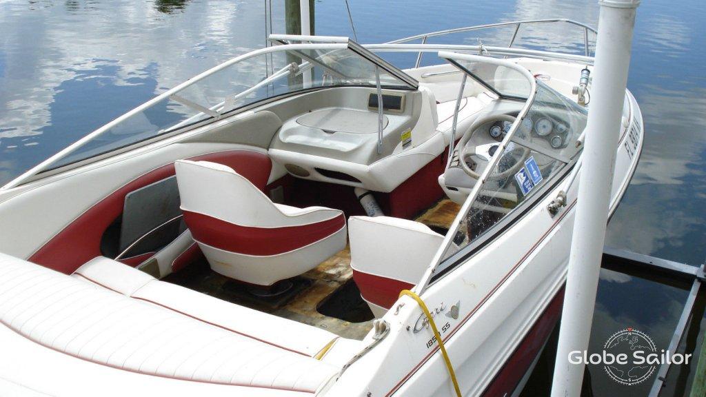Bayliner 1850 SS Capri, boat specification Bayliner 1850 SS