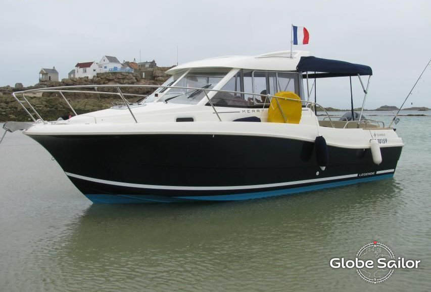 Merry Fisher 725, boat specification Merry Fisher 725 | 853 x 579 jpeg 69kB