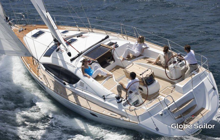 Sun Odyssey 40 3 Boat Specification Sun Odyssey 40 3