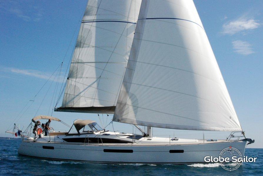 Jeanneau 53, boat specification Jeanneau 53