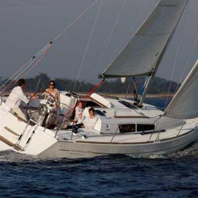 Sun Odyssey 33i Performance