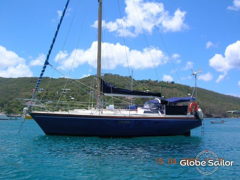 Dufour 35 Boat Specification Dufour 35