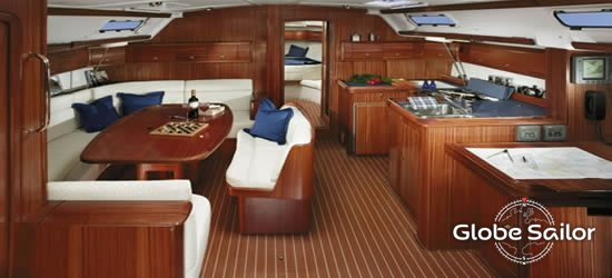 Bavaria 49, boat specification Bavaria 49