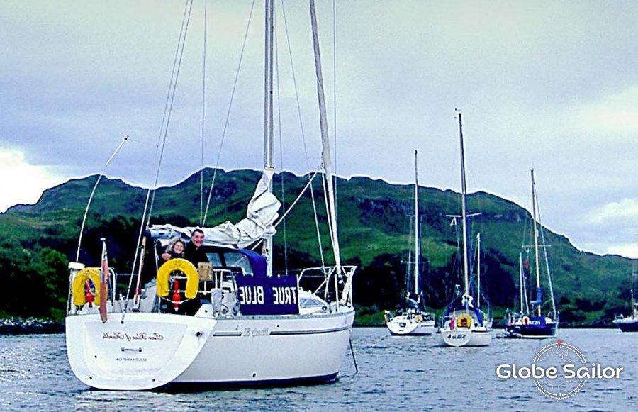 Alquiler moody 31 desde el puerto de dunstaffnage marina for General motors moody s rating
