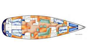 X Yacht 562