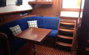 Menorquin Yacht 100