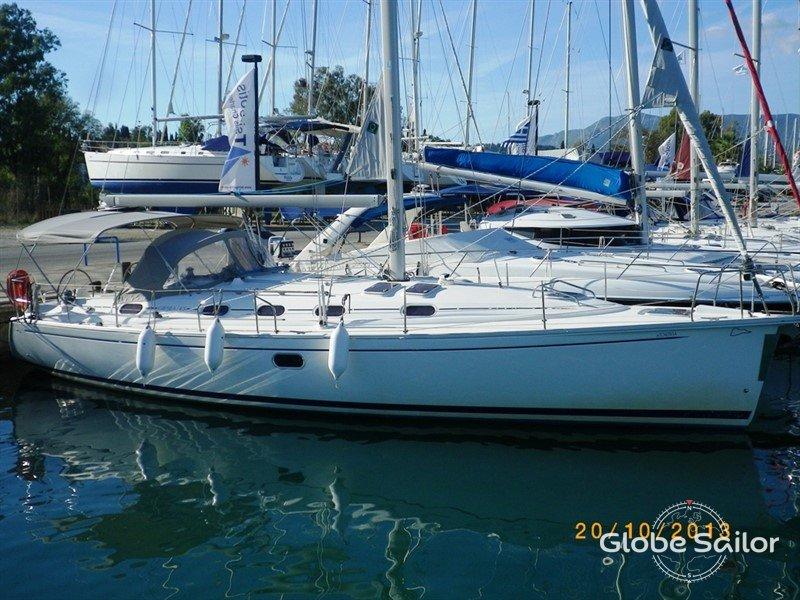 location gib sea 43 depuis le port de marina gouvia en gr ce n 14276 448. Black Bedroom Furniture Sets. Home Design Ideas