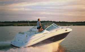 Sea Ray 245 Sundancer