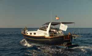 Menorquin Yacht 120
