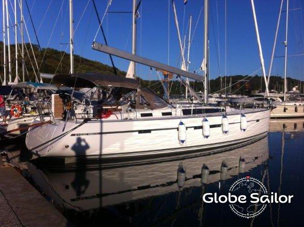 Rental Bavaria 56 Cruiser from the charter base Biograd na ...