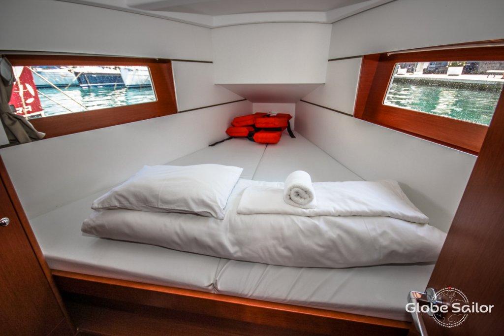 Noleggio Oceanis 35 dal porto di Pomer a Croazia - n°20477-277