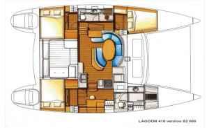 Lagoon 410 S2