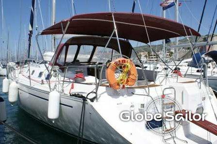 location gib sea 51 depuis le port de trogir en croatie n 2060 305. Black Bedroom Furniture Sets. Home Design Ideas