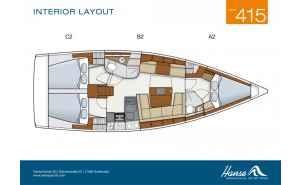 Hanse 415