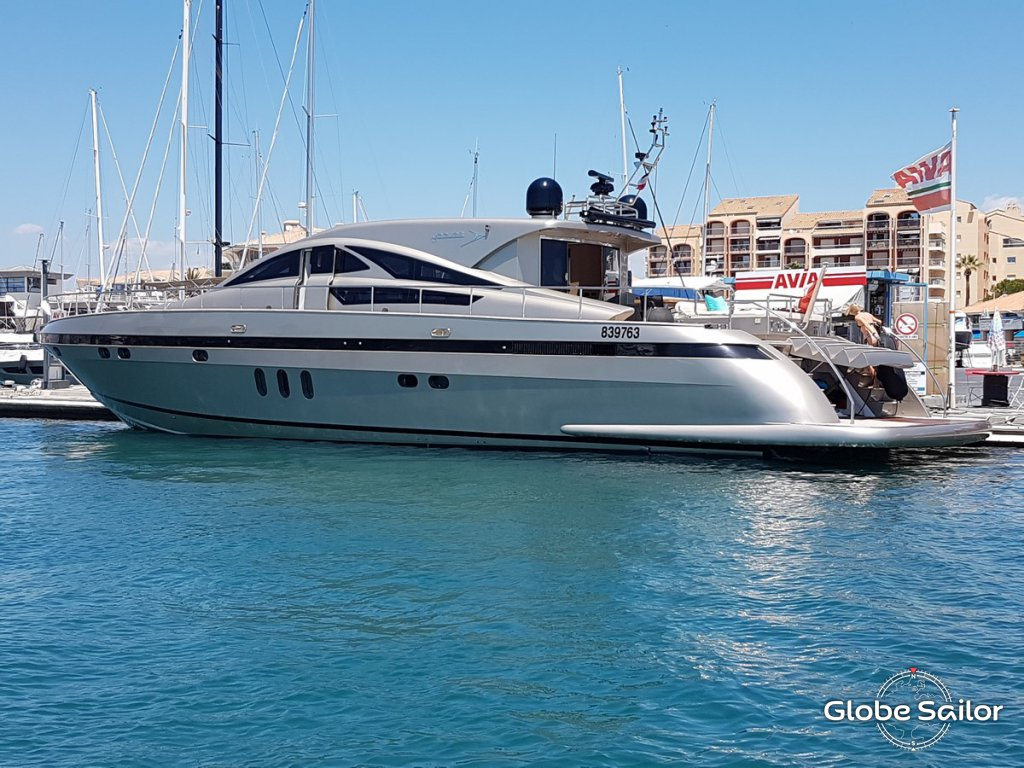 Yacht Charter 22367 370 on Car Rental Frejus