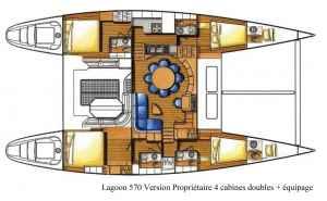 Lagoon 570