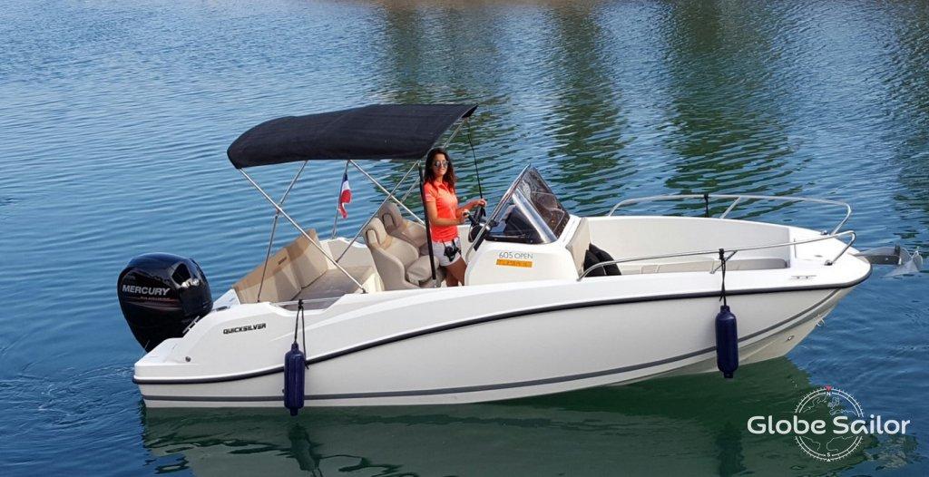 Yacht Charter 22388 370 on Car Rental Frejus