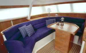 Broadblue 435 - 8 berth