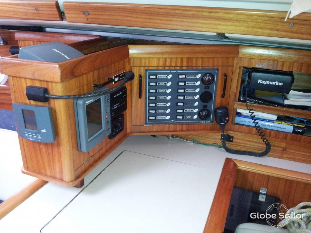 location gib sea 41 depuis le port de biograd na moru en croatie n 23219 294. Black Bedroom Furniture Sets. Home Design Ideas