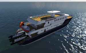 Master Yacht SIREN