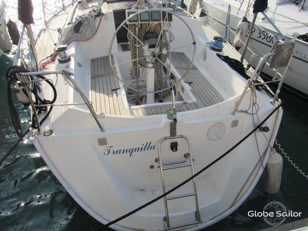 location gib sea 352 depuis le port de marina di andora en italie n 25561 487. Black Bedroom Furniture Sets. Home Design Ideas