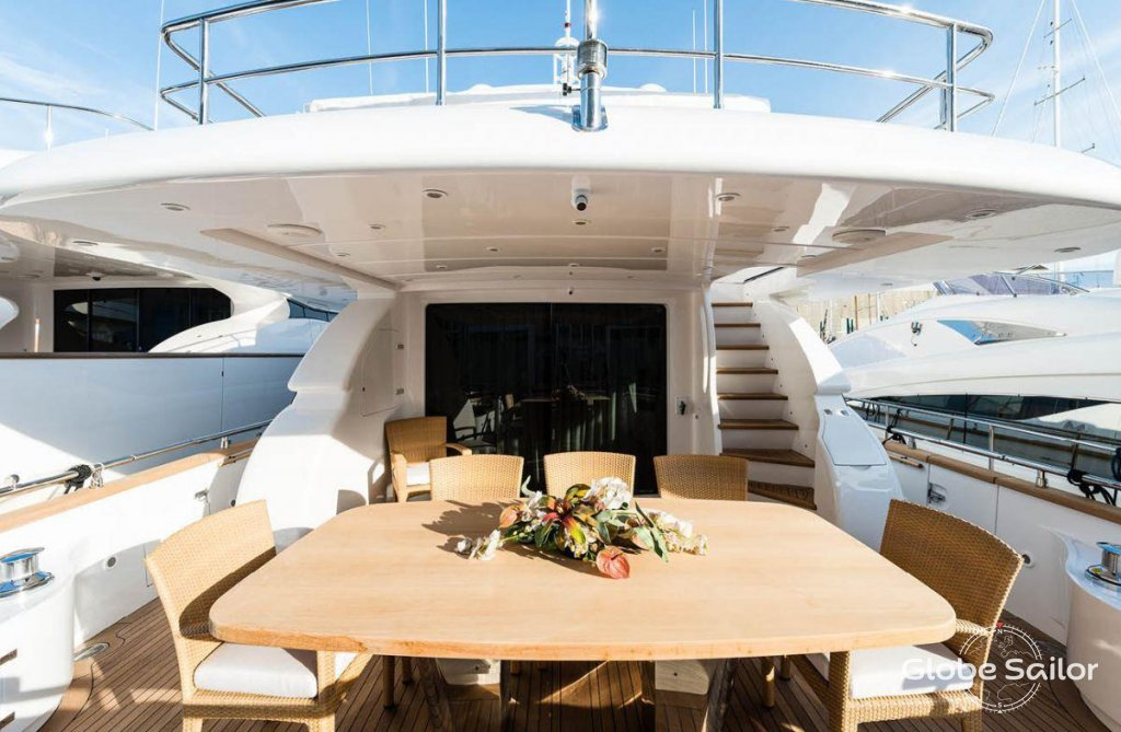 Noleggio maiora 24 dal porto di olbia a italia n 26799 566 for Noleggio di cabine di istrice