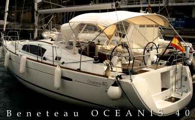 Oceanis 40