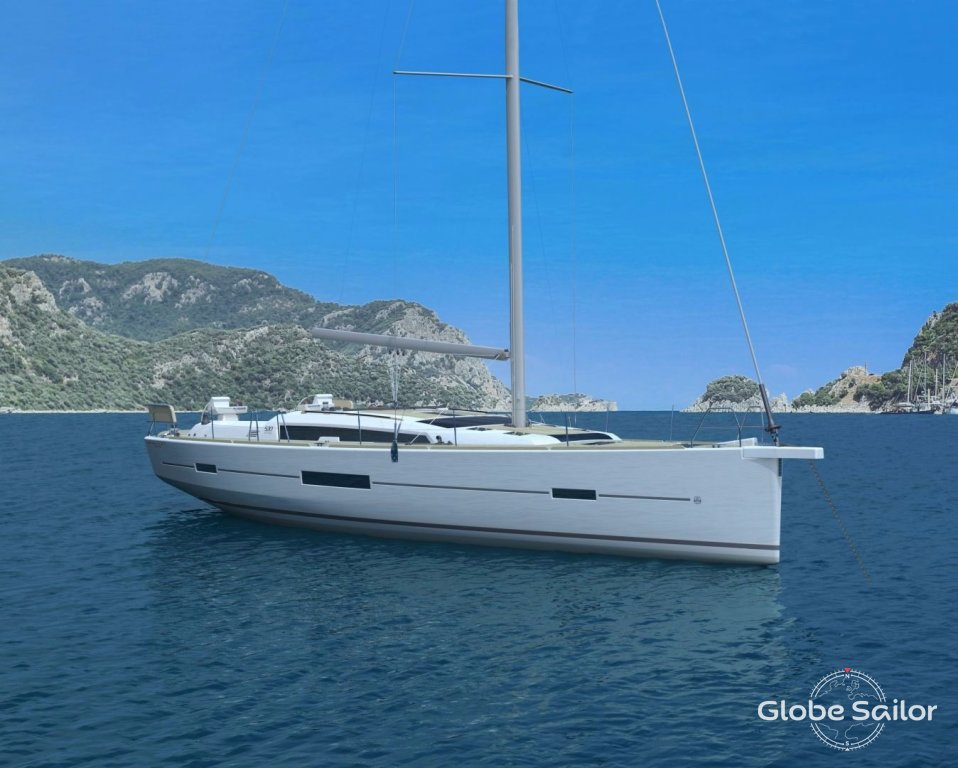 Rental Dufour 520 Grand Large From The Charter Base Praslin In Seychelles N 27316 630