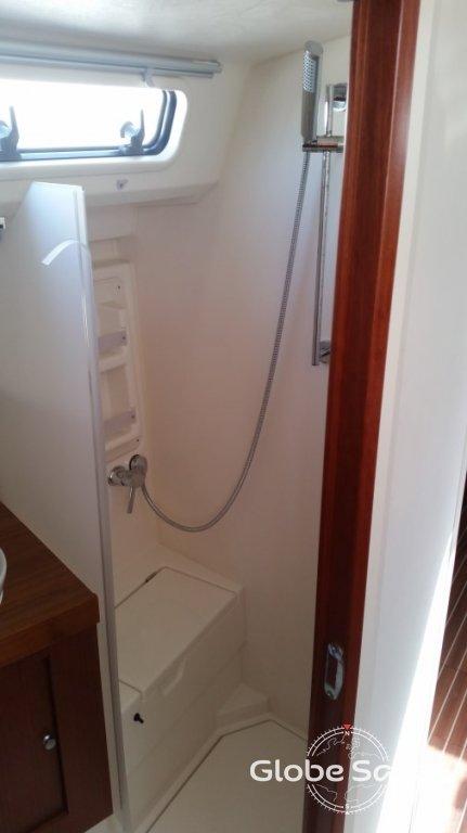 bootscharter hanse 415 ab dem hafen von sukosan in kroatien n 27891 290. Black Bedroom Furniture Sets. Home Design Ideas