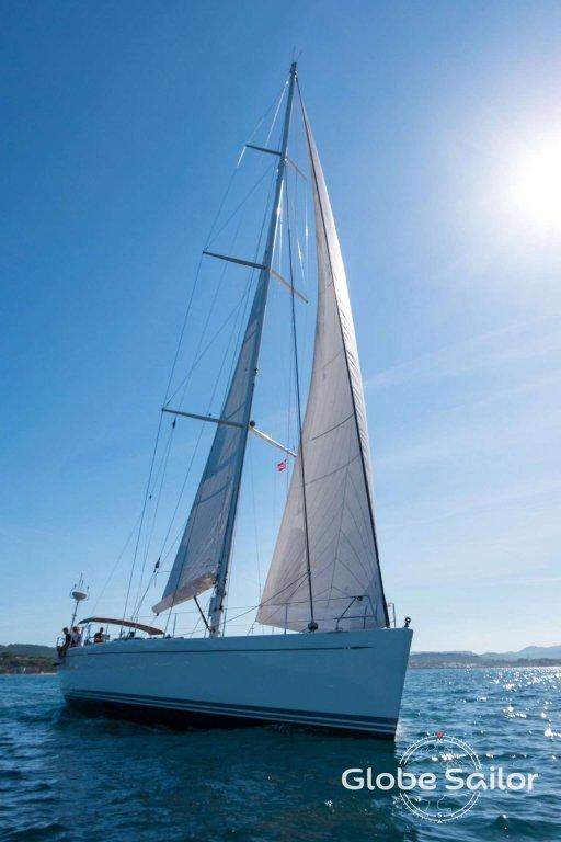 Location swan 66 depuis le port de port grimaud en france n 28459 373 - Location bateau port grimaud ...