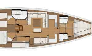 Dufour 520 Grand Large