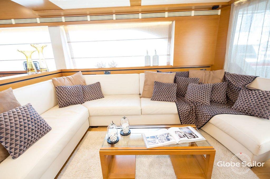 bootscharter marcopolo 78 fly ab dem hafen von porto cervo in italien n 30342 569. Black Bedroom Furniture Sets. Home Design Ideas