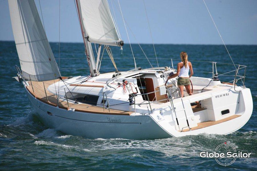 Location oceanis 37 depuis le port de port grimaud en france n 3048 373 - Location bateau port grimaud ...